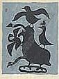Inuit Art, Kellypalik Mangitak, Click for value