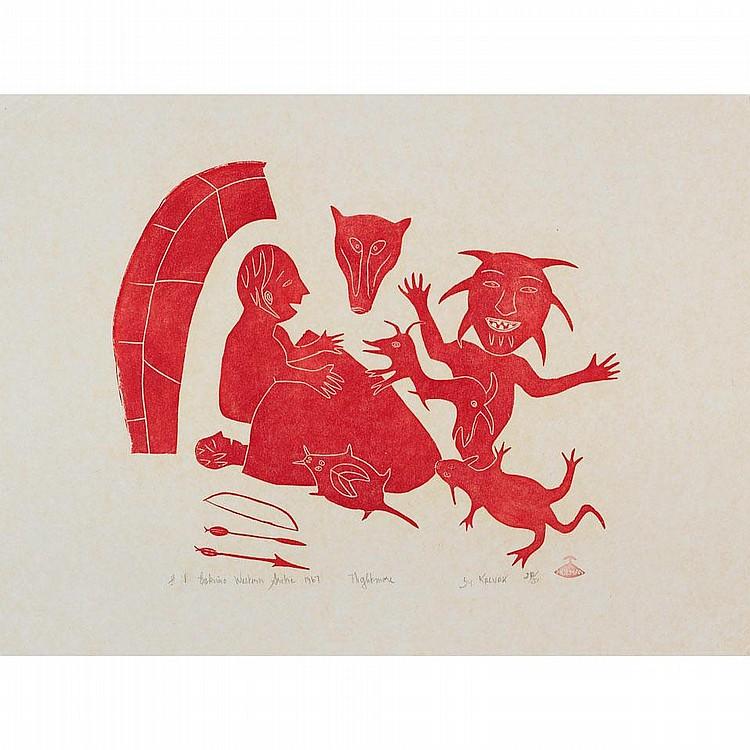 HELEN KALVAK (1901-1984), W2-423, Holman