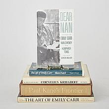 Canadian Art (6 volumes)