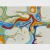 ALEX JANVIER, UNTITLED, acrylic on canvas, 12 ins x 16 ins; 40.6 cms x 30.5 cms, Alex Simeon Janvier, CAD1,000
