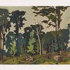ALFRED JOSEPH CASSON, O.S.A., P.R.C.A., WOODLOT - 12 MILE LAKE, HALIBURTON, 1936, oil on board, 9.25 ins x 11.25 ins; 23.5 cms x 28.6 cms, Alfred Joseph Casson, CAD12,000