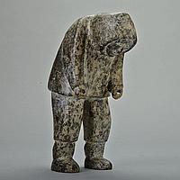 ISA OOMAYOUALOOK (1915-), E9-1576, Inukjuak