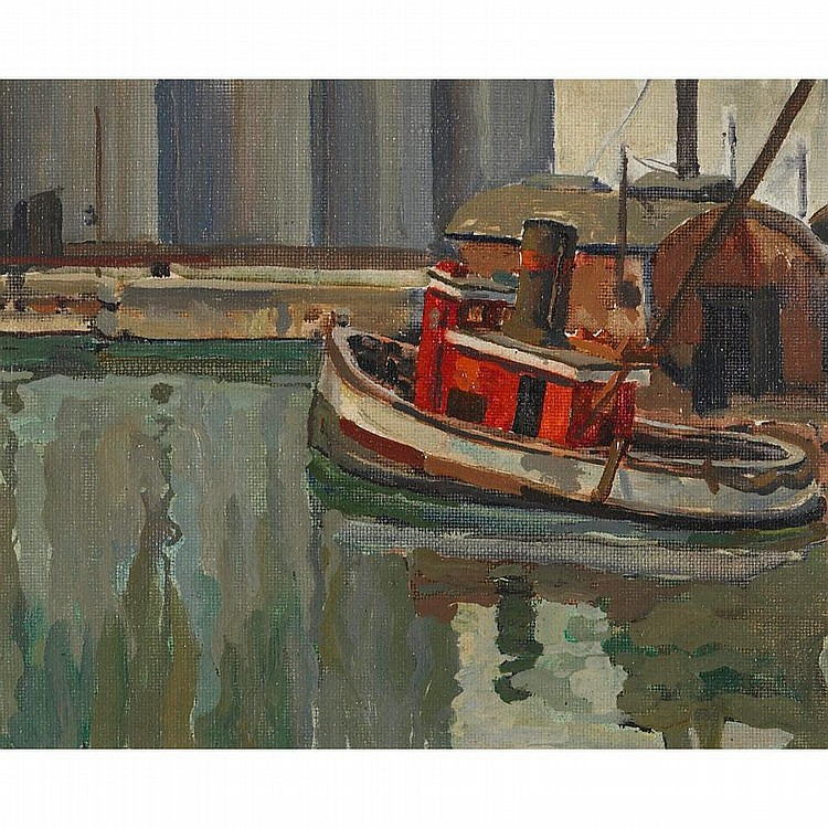 Albert Angus MacDonald Works On Sale At Auction
