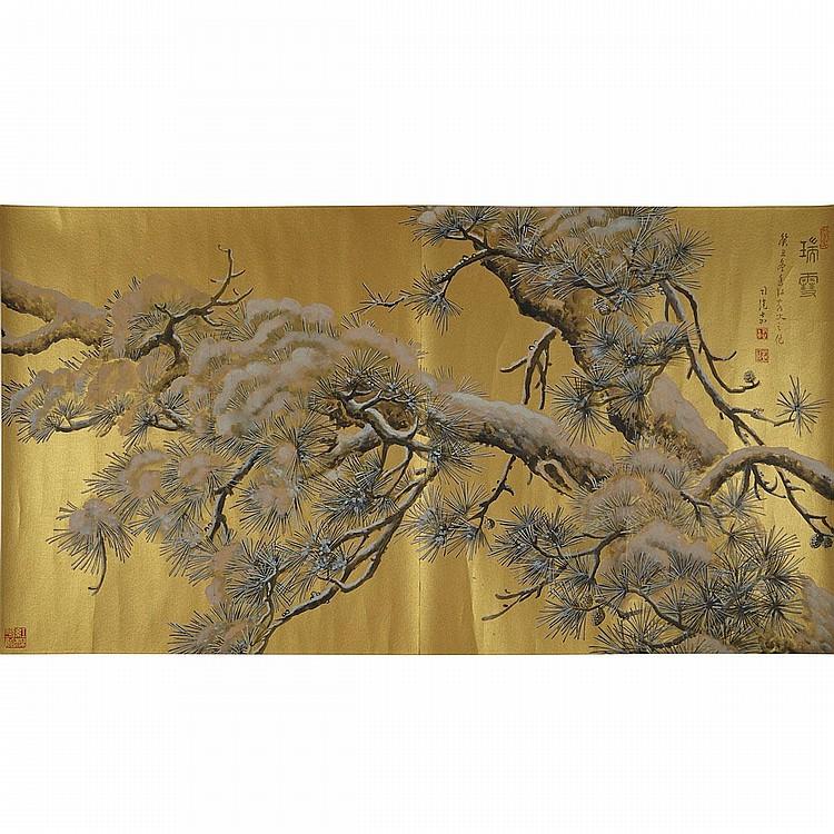 Situ Qi (1904-1997), SNOW SCENE