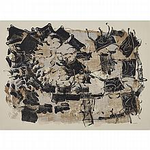 Jean-Paul Riopelle (1923-2002), JUTE III, 1967 [YSEULT RIOPELLE, 1967.14EST.L.I], Colour lithograph on Lana paper; signed and numbered 33/75 in pencil. Published by ARTE Adrien Maeght, Maeght Editeur, Paris, Sheet sight 29.5