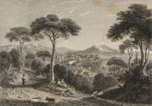 SEI INCISIONI, INGHILTERRA, 1840 CIRCA