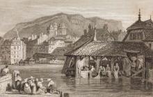 VENTIDUE INCISIONI, INGHILTERRA, 1840 CIRCA