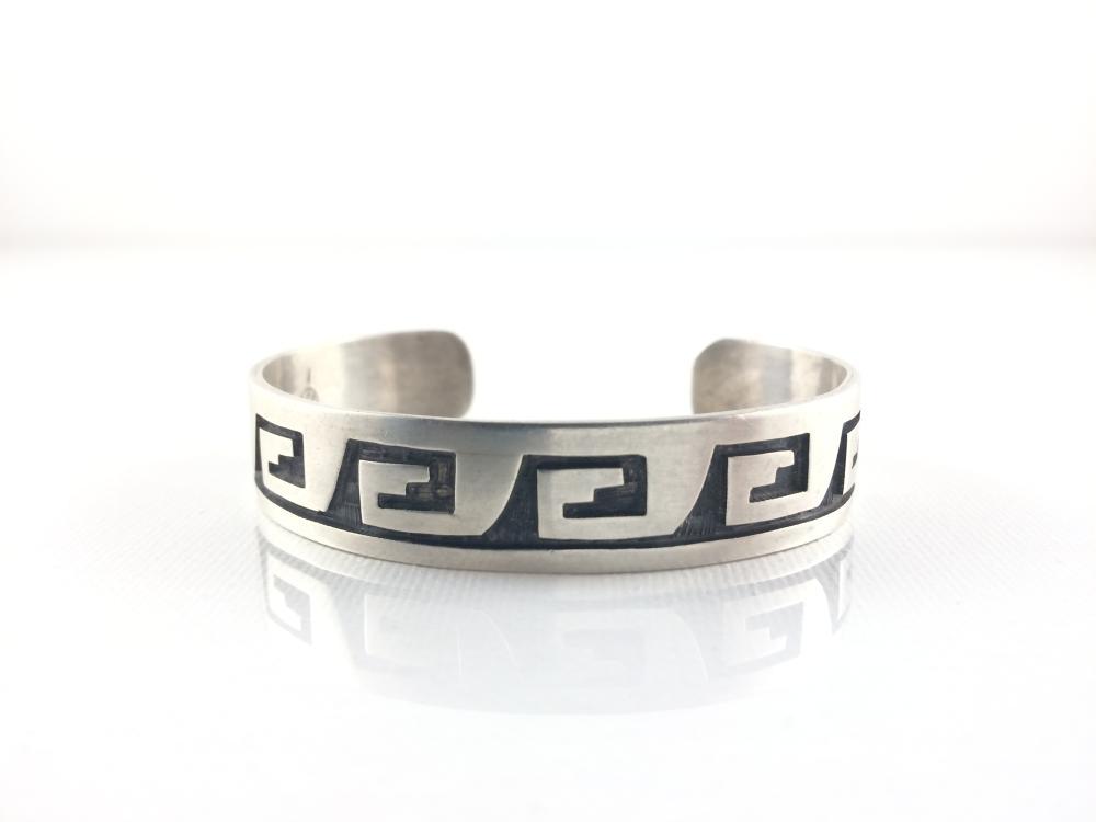 Native American Hopi Bracelet by Willie Archie