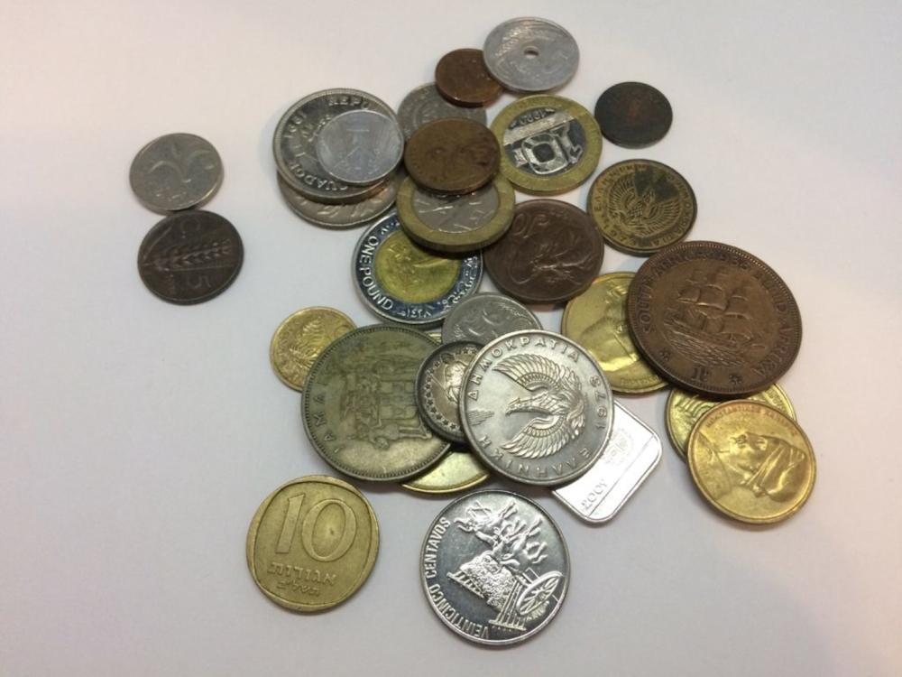 Municipal Lot of Foreign Coins