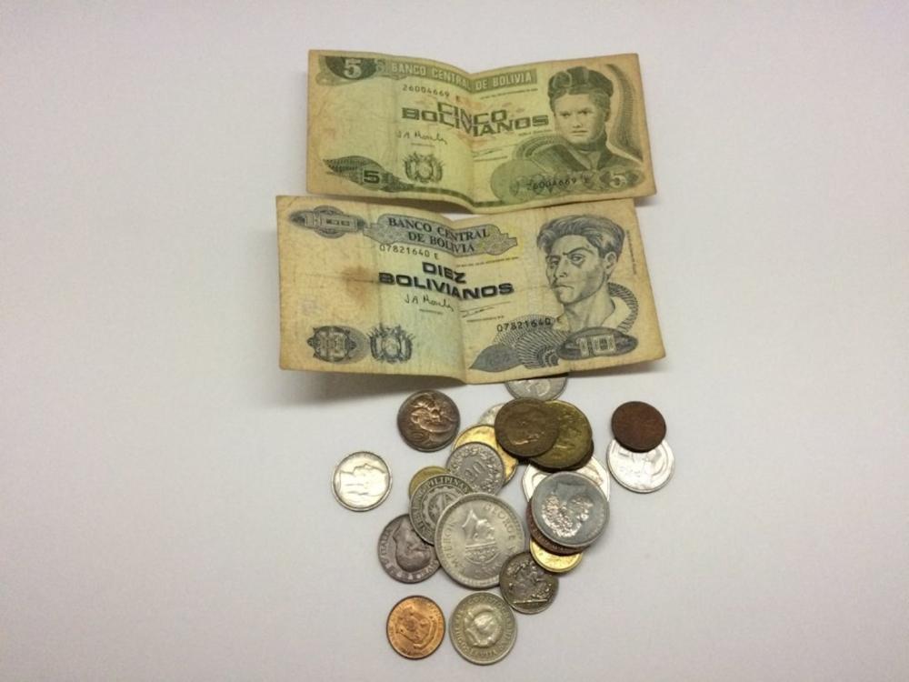 Municipal Lot Foreign Money