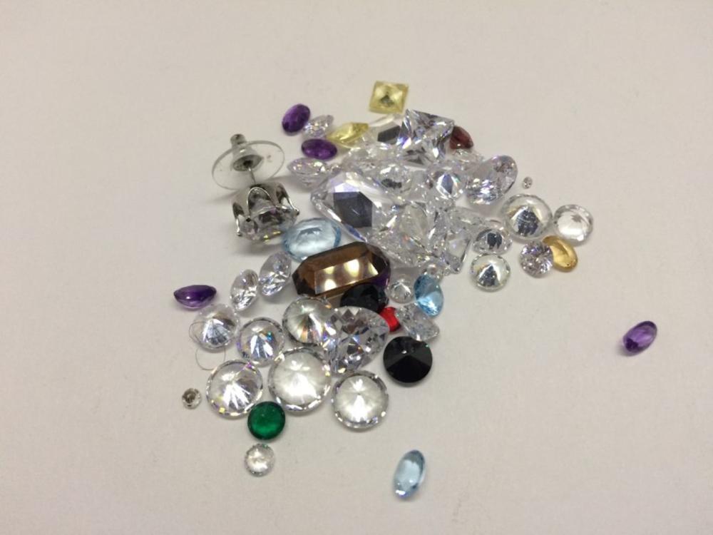 Municipal Lot of Precious/Semi Precious Gemstones