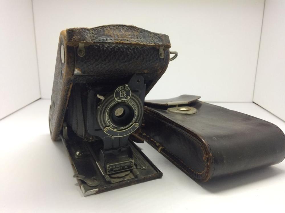 Municipal Lot 1 PC Kodak Camera with Case