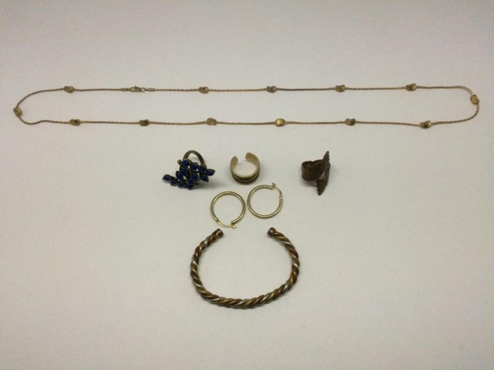Municipal Lot 6 PC Jewelry