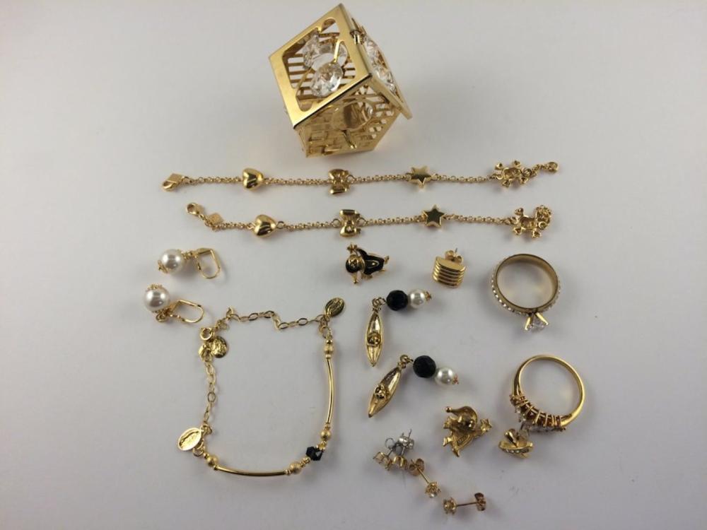 Municipal Lot 13 PC Mixed Jewelry