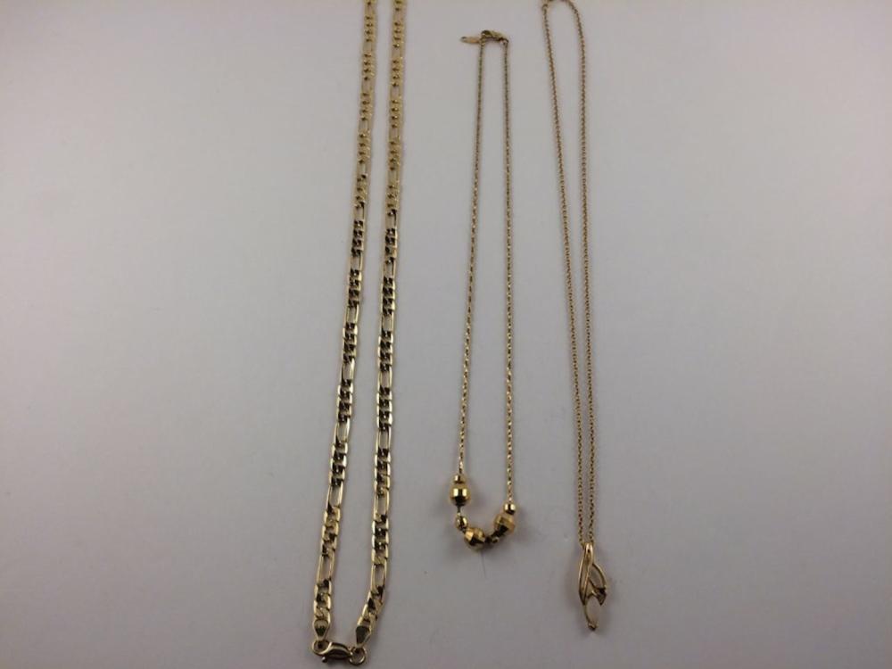 Municipal Lot 3 Pc Jewelry