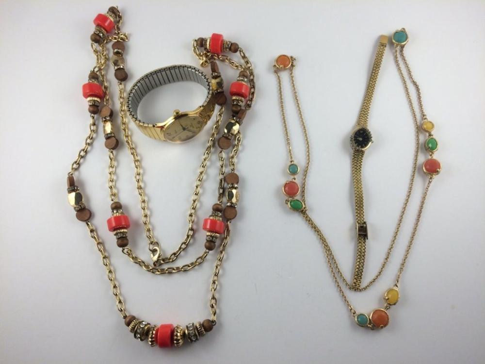 Municipal Lot 4 PC Mixed Jewelry