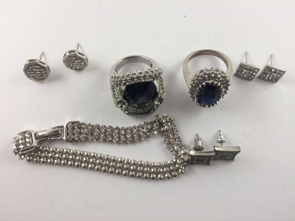 Municipal Lot 6 PC Mixed Jewelry
