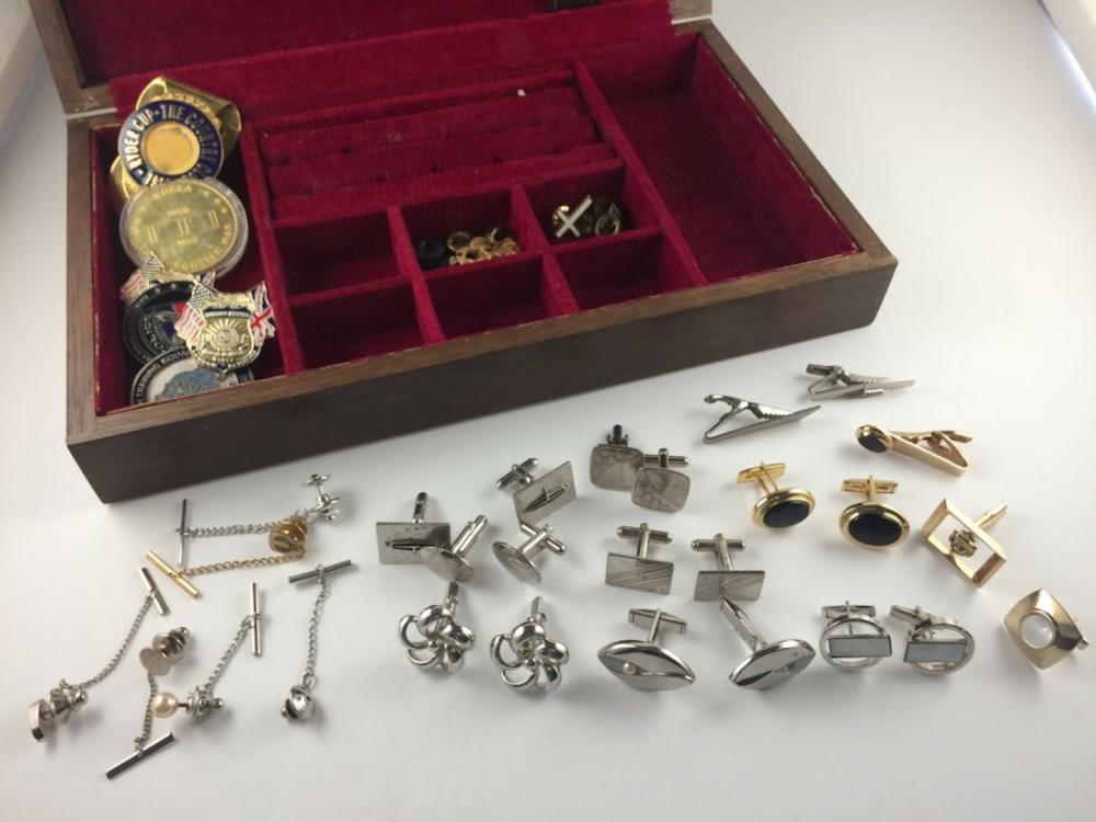 Municipal Lot of Accessories