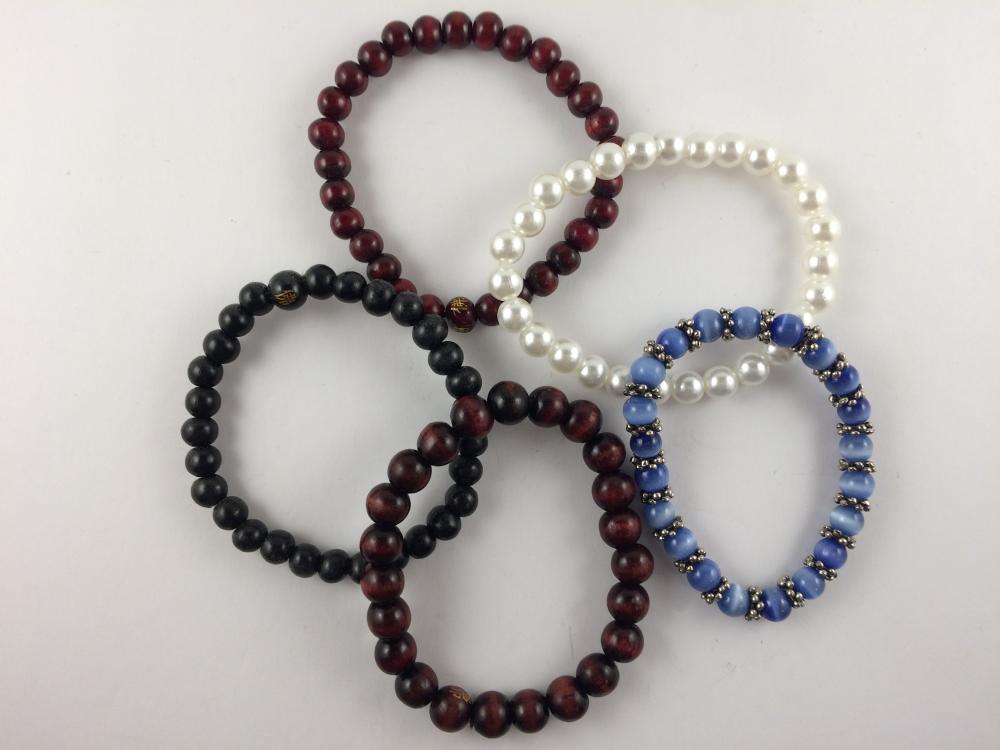 Municipal Lot 5 PC Bracelets