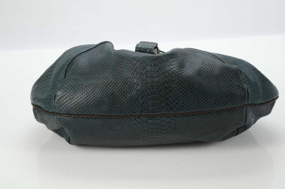 5087e1da7a70 Fendi turquoise Spy bag