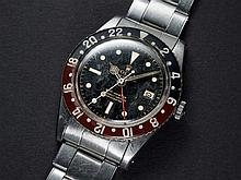 A VERY RARE GENTLEMAN'S STAINLESS STEEL ROLEX OYSTER PERPETUAL