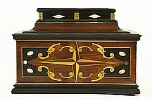 17th Century Italian Inlaid Box