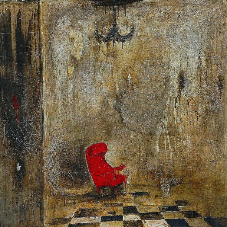 The Red Chair by Silviya Radeva