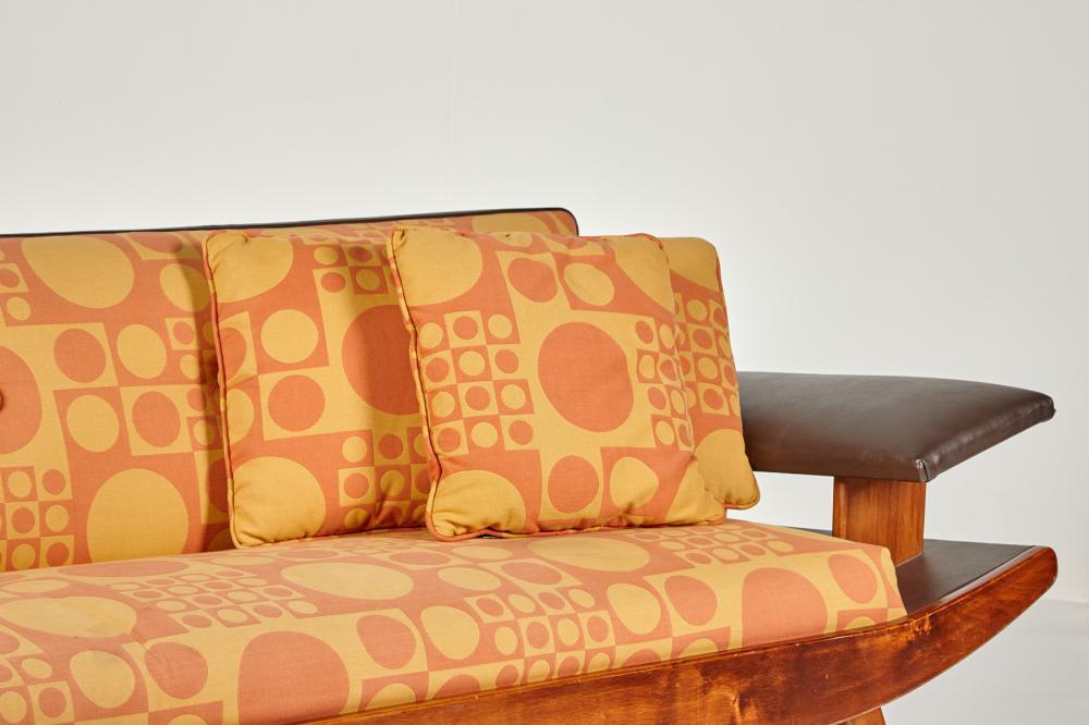 A Fantastic Mid Century Lounge Suite C 1960s