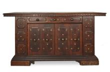 A Large European Sideboard