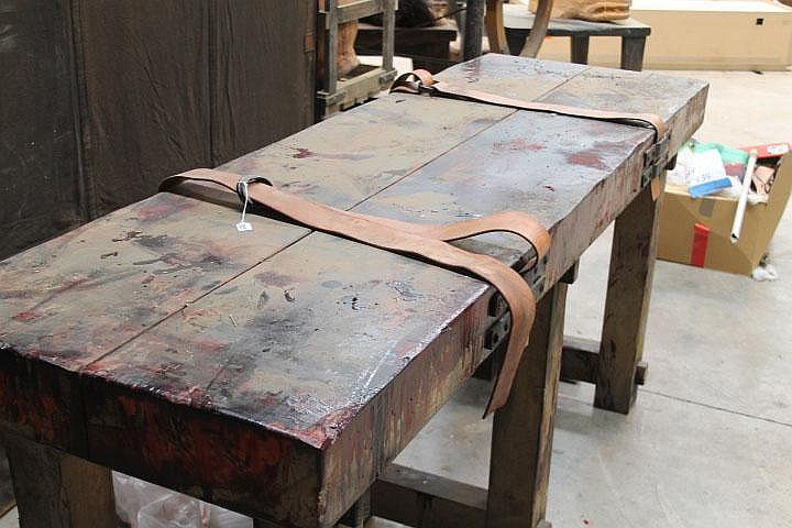 A Torture Rack/Bench