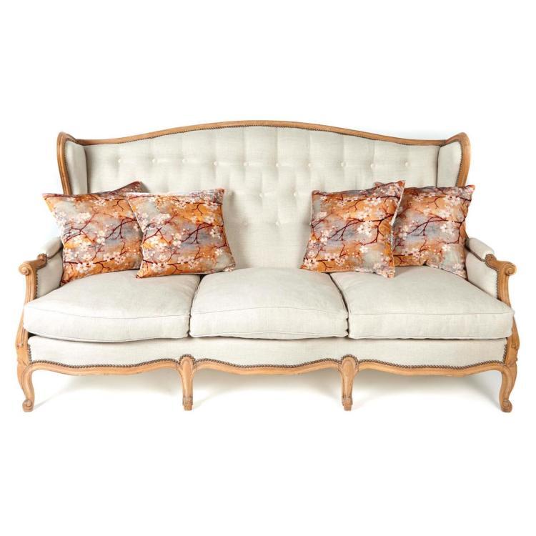 A Louis Xv Style Sofa