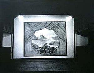 LAURENCE ABERHART Memorial silver gelatin photograph 220 x 275mm E1500.00-2500.00