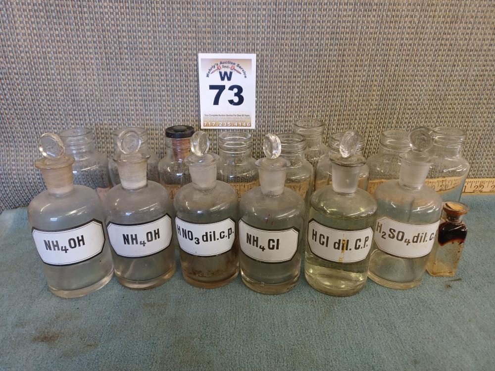 10+ Medicine Bottles