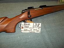 Rem. 700 Classic 220 Swift Bolt C6684325 Reg. Req.
