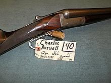 Charles Boswell 12 Ga. DBL Grade BLNE 13158 Reg. Req.