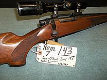 Rem. 7 7mm-08 Cal. Bolt Bushnell Scope 7733787 Reg. Req.