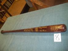 Baseball Bats and Longenberger Baskets