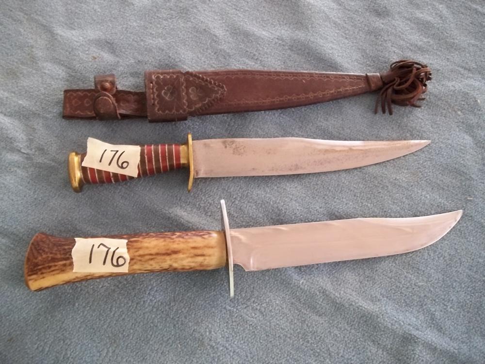 2 Lots: Knives No Name
