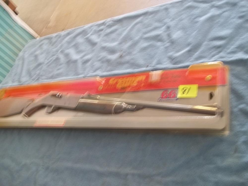 Crossman Air Gun Powermaster 66