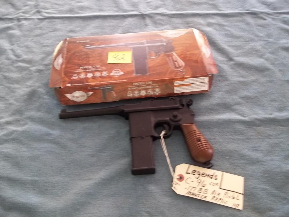 Legends Air Gun Pistol C96