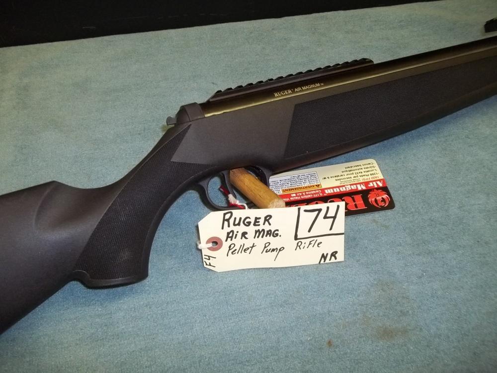 Ruger Air Mag. Pellet Pump Rifle No Reg. Req.