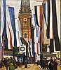 Arnold, Karl                                                   (1883 Neustadt - 1953 München),, Karl (1883) Arnold, €450