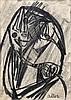 Adler, Jankel                                                (1895 Tuszyn - 1949 Aldbourne),, Jankel Adler, €450