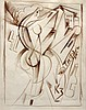 Zdanevich, Kirill Mikhailovich                       (1892 Tiflis 1969 Georgia),, Kirill Zdanevič, €700