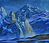 Roerich, Nikolai Konstantinovich               (1874 St. Petersburg - 1947 Kullu),, Nicholas Konstantin Roerich, €11,000