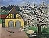 Domscheit, Franz Carl W.                               (1880 Cropiens - 1965 Kapstadt),, Pranas Domšaitis, €1,600