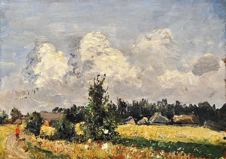 Breitenstein, Carl August                               (1846 Amsterdam - 1921),