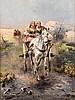 Wierusz-Kowalski, Alfred von                     (1849 Suwalski - 1915 München),, Alfred Kowalski, €850