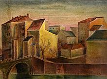 Arnold, Christian (1889 Bremen - 1960),