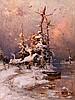 Klever, Julius Sergius von (1850 Dorpat - 1924 Leningrad),, Julij Jul'evič (1850) Klever, €12,000